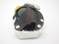 Wholesale Grenades Fashion Lighter Belt Buckle camo color