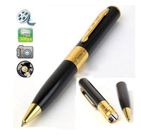 None pen camera - 50pcs Free DHL Shipping Pen Camera PEN Video Recorder pen DVR Camcorder