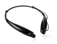 Wholesale HV upgarde version HBS Stereo Sports Bluetooth Headset Earphone Wireless Headphone For iPhone LG Samsung