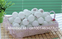 Wholesale Dhl PCSBig mm Olympic Stars ping pong Balls Table Tennis Balls white ball