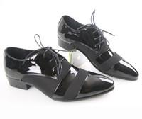 Wholesale comfortable fashionable New England style Men s wedding shoes Dress Shoes leisure shoes M3