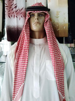 Wholesale 2014 perfect combination set islamic clothing Arab robe scarf headhoop HQ023