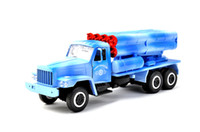 5-7 Years Bus Metal Anti-aircraft rocket car door with sound lights back alloy model car naval military