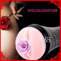 Realistic Vaginas   2014 new Pussy Vagina Fleshlight Masturbatory CUP Sex Products Penis Stimulator Masturbationary Cup Men's Sex Doll Baby Girl Adult Sex To
