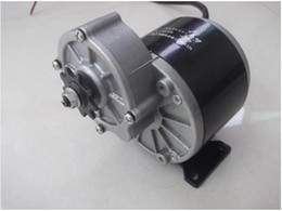 Wholesale Permanent magnet DC motor V V W brush Motor electric tricycle Accessories