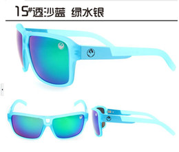 discount sports sunglasses  Discount Mirrored Sports Sunglasses Blue