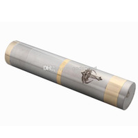 Best Nemesis Mechanical Clone Mod Stainless Steel Battery Body for Electronic Cigarettes 510 EGO Atomizer