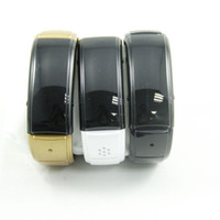 Wholesale Bluetooth Bracelet watch answer call w Vibration Mic Speaker Time Cell phone anti theft