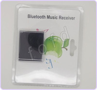 Wholesale Wireless Bluetooth Music Receiver I WAVE Apple Docking Speaker Adapter for iPhone iPod