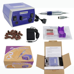Wholesale BEST Adjustable Electric Nail Drill Set Art File Bit Acrylic Manicure Pedicure N1 A