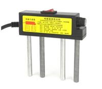 Wholesale 60pcs Black Color EUR USA Plug High Precision TDS Quality Water Electrolyzer Electrolysis Pen by EMS