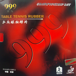 2Pcs 999 T 999T Pips-In Table Tennis Ping Pong Rubber With Sponge 2.2mm H44-45