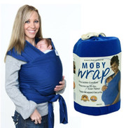 Wholesale Kid Wrap Kid s Slings Gears Strollers Gallus Baby Carrier Towels wrap wraps