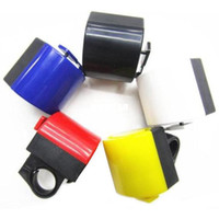 Wholesale E0158 Bicycle Electric Horn Cycling Bell for Road and Mountain Bike Bells Accessories