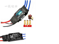Wholesale 50 set A2212 KV Brushless Outrunner Motor A Speed Controller ESC RC Aircraft Axis Quadcopter UFO shipping by DHL