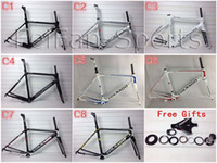 Wholesale 2014 Colnago M10 carbon road bike frame carbon road bike bicycle Frame framesets also sell impec S5 S3 Sl4 Cipollini RB1000 bike frame