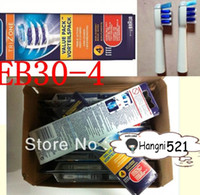Wholesale pack set New TriZone Brush Heads Electric toothbrush heads EB30 EB30 brush heads retail packaging