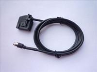 Wholesale 3 MM Female MP3 AUX Cable Audio Adapter For Benz VW Passat Bora Touareg Golf Skoda Car Accessories