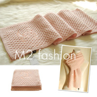 Cheap Autumn and winter fashion paillette cashmere wool scarf thick women's yarn scarf