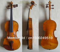 Wholesale Handmade Master Guarneri quot Del Gesu quot violin Antique Oil Varnish EMS
