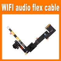 Wholesale Wifi Audio Volume Flex Cable for iPad2 high quality