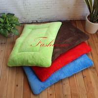 dog beds - Pet Puppy Soft Bed Sleep Pad Mat Dog Kennels Cat Cushion Sofa S