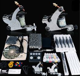 Wholesale Alloy Tattoo Machine Guns Tattoo Kit Best Choice for Beginer