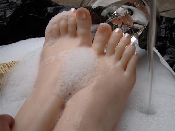 fétichiste des pieds bas
