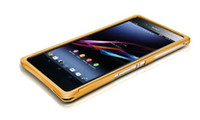 For Sony Ericsson Metal For Christmas Ultra Thin Luxury Pull-Push Aluminum Metal Bumper Frame Case for Sony Xperia Z Ultra XL39h Free Shipping