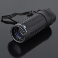 Wholesale 8x21 Range Finder Monoculars New Black w case for Survival Camping Hunting Golf