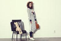 Lace Long  Brand New Hot Spring Korean Women's Full Lace Skirts Crocheted elastic waist Dresses long style Skirts