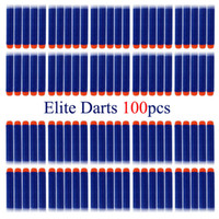 Wholesale Nerf N strike Elite Rampage Retaliator Series Blasters Refill Clip Darts electric toy gun soft nerf bullet