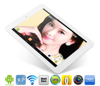 Onda 9.7 inch Quad Core 9.7 inch Onda V975M Android 4.3 Tablet PC IPS Retina Screen 2048X1536 Amlogic M802 Quad Core 2.0GHz 2GB 32GB HDMI