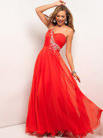 Chiffon Red Long College Grade Graduation Dresses 2014 Prom Dresses ...