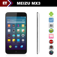 Wholesale Original MEIZU MX3 inch android phones Exynos Core GB RAM Flyme3 MP Dual Camera Micro SIM GPS