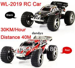 Wholesale Brand Electronic WL High Speed Mini RC Dirt Bike km h Super Amazing Remote Control Radio Car Toy Free Drop Shipping