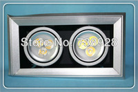 Wholesale 6 W LED Grille light W LED Ceiling Lights and Retail w led bean gall light bean light