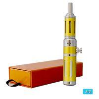 Wholesale J12 e cigarette ml tiny bottom coiling new bda atomizer electronic cigarette made in china