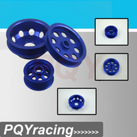 Wholesale LIGHT WEIGHT CRANK PULLEY For Nissan SILVIA S14 S15 SR20 PULLEY