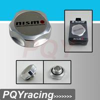aluminum filler - JDM Nismo Oil Filler Caps For CA18DET S13 S14 SR20DET sx