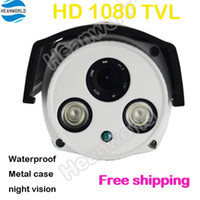 Wholesale Hot selling TVL Color outdoor security camera CCTV Camera beautiful two array camera with IR CUT