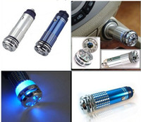 Wholesale 4pcs best selling mini auto car fresh air purifier oxygen bar lonizer A variety of colors