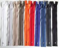 Wholesale Clothing accessories for men and women trousers casual pants zipper cm nylon zipper