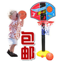 basketball / basketball   2013 HOT Toy baby basketball can lift baby basketball gas needle baby indoor toy