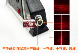 Wholesale Newnest Infrared Laser Level Lineup Device Reticle Laser Level Measuring Tape Meters of Aluminum Alloy
