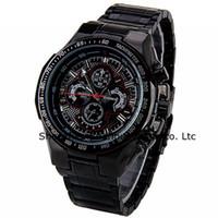 Wholesale Men Luxury Watches Waterproof Men Quartz Watch High Quality Men s Stainless Steel Watches Fashion Watches Water Resist Sports Men Watch