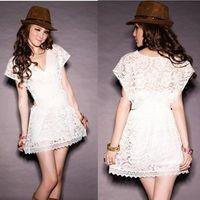 Cheap Casual Dresses dress free Best V_Neck Sheath size free