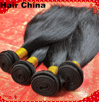 Wholesale New Hair Prodcuts mixed length G Brazilian Straight Virgin Hair Softest and Durable Human hair DHL free fast delivery