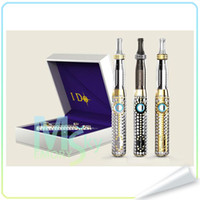 Wholesale I DO Luxury Diamond Electronic Cigarette Starter Kit for Ego Battery First Publish Limited Edition by DHL