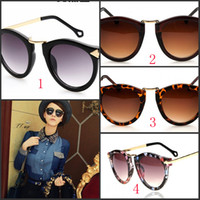 Wholesale 2014 newly broken beautiful retro sunglasses hipster sunglasses European style round sunglasses lens material resin kinds of color